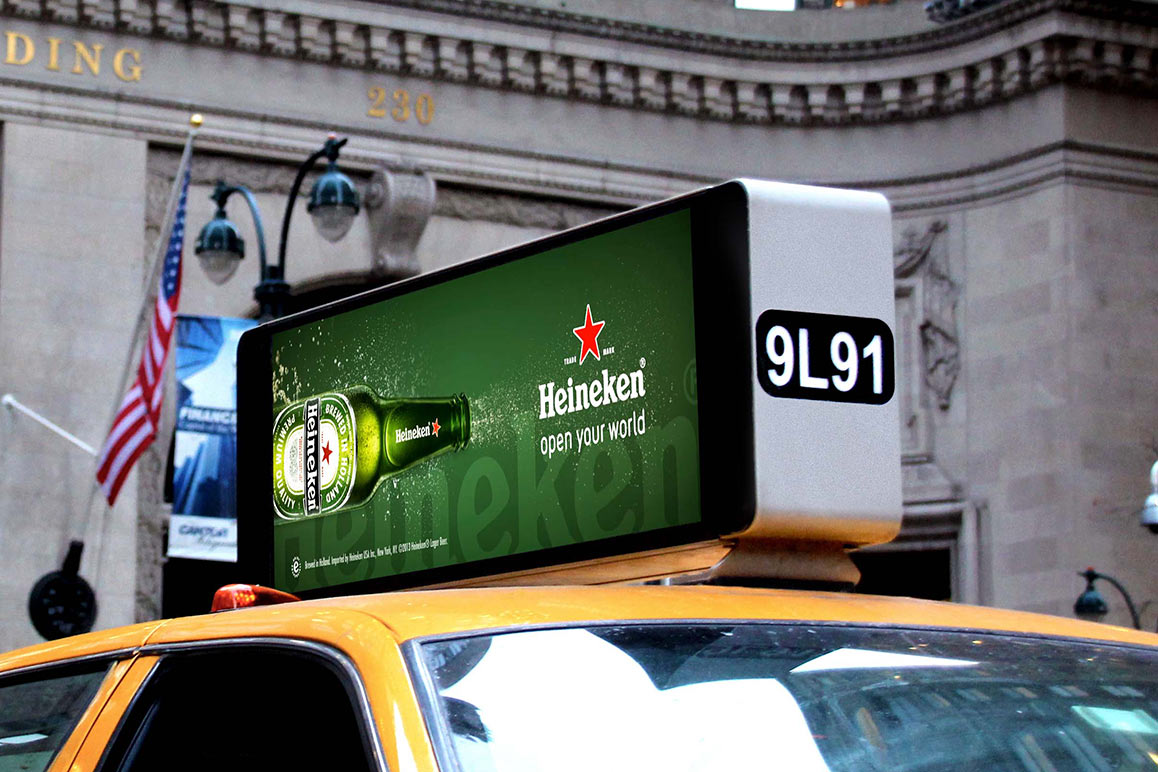 Taxi Topper Led Screens Screenlabs